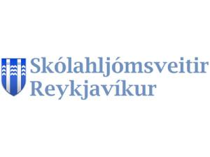 Skolahlomsveitir Reykjavikur forsida